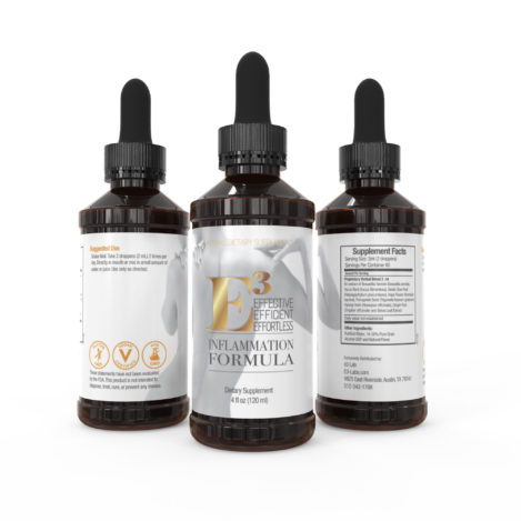E3 Inflammation Formula 3PACK