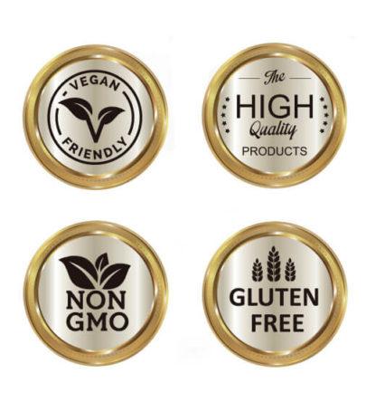 High Quality Gluten Free Vegan Friendly Non GMO